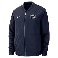 Men's Nike Penn State Nittany Lions Shield Bomber Jacket