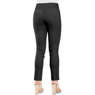 Women's IZOD Herringbone Slim-Cut Pants