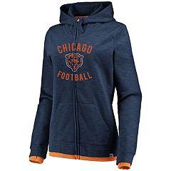 Women's Chicago Bears Hyper Full-Zip Hoodie
