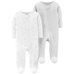 Baby Carter's 2-Pack Patterned Sleep & Plays