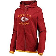 Women's Kansas City Chiefs Hyper Full-Zip Hoodie
