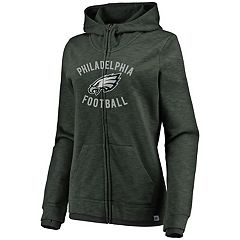Women's Philadelphia Eagles Hyper Full-Zip Hoodie