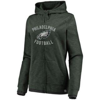 Women's Philadelphia Eagles Hyper Full-Zip Hoodie