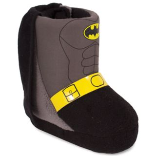 DC Comics Batman Toddler Boys' Slipper Boots