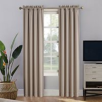 Sun Zero Norway Home Theater Grade Extreme Blackout Window Curtain