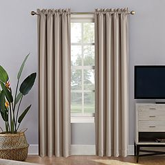 Sun Zero Extreme Norway Theater Grade Blackout Window Curtain