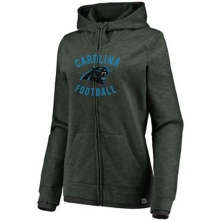 Women's Carolina Panthers Hyper Full-Zip Hoodie