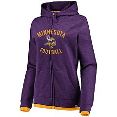 Women's Minnesota Vikings Hyper Full-Zip Hoodie