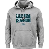 Boys 8-20 Philadelphia Eagles Super Bowl LII Champions Sudden Impact Hoodie