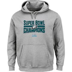 Boys 8-20 Philadelphia Eagles Super Bowl LII Champions Sudden Impact Hoodie