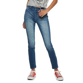 Juniors' SO® Low-Rise Pull-On Jeggings