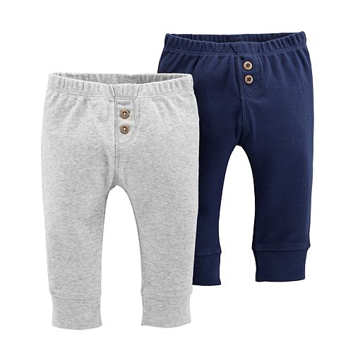 Baby Boy Carter's 2-Pack Solid Pants
