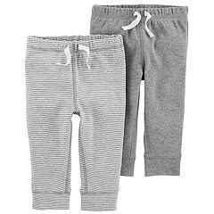 Baby Boy Carter's 2-Pack Striped & Solid Pants