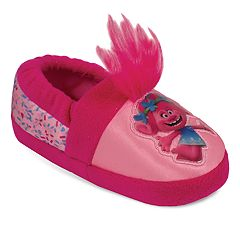 48253ef4310 DreamWorks Trolls Poppy Toddler Girls  Slippers