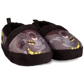 DC Comics Batman Toddler Boys' Slippers