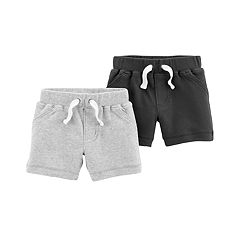 Baby Boy Carter's 2-Pack Solid Shorts Set