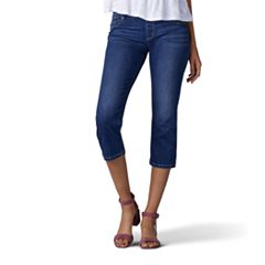 Women's Lee Pull-On Skinny Capri Jeans