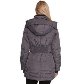 Women's Halitech Hooded Heavyweight Puffer Jacket