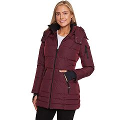 Women's Halitech Hooded Heavyweight Puffer Jacket