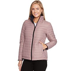 Women's Halitech Faux-Fur Reversible Jacket