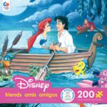 "Disney's The Little Mermaid ""Something About Her"" Ariel and Eric 200-Piece Puzzle by Ceaco"