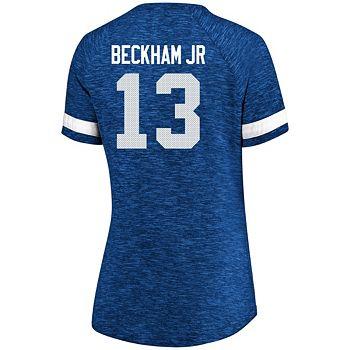 Women s Majestic New York Giants Odell Beckham Jr. Tee 347a86acc