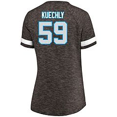Women's Carolina Panthers Luke Kuechly Tee