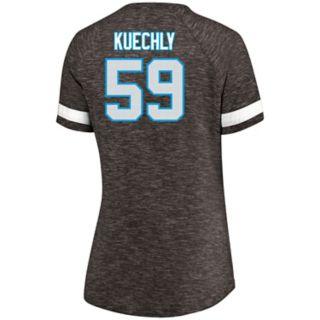 Women's Carolina Panthers Luke Kuechly Tee