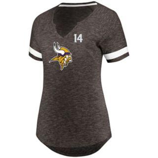 Women's Minnesota Vikings Stefon Diggs Tee