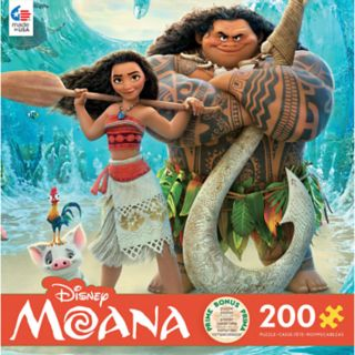 Disney's Moana 200-Piece Puzzle by Ceaco