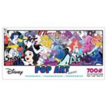 Disney's 700-Piece Panoramic Pop Art Puzzle by Ceaco
