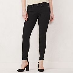 Women's LC Lauren Conrad Feel Good Super Skinny Midrise Jeans