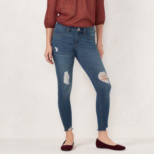Women's LC Lauren Conrad Feel Good Super Skinny Midrise Jeans