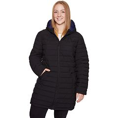 Plus Size Halitech Midweight Stretch Puffer Jacket