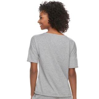 Women's SONOMA Goods for Life? Drawstring Hem Sweatshirt
