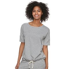 Women's SONOMA Goods for Life™ Drawstring Hem Sweatshirt