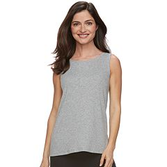 Women's SONOMA Goods for Life™ Essential Ribbed Pajama Tank