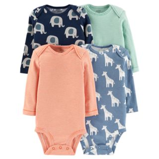 Baby Boy Carter's 4-pack Graphic Bodysuits