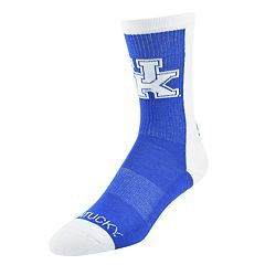 Men's Kentucky Wildcats Loud & Proud Crew Socks
