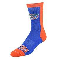 Men's Florida Gators Loud & Proud Crew Socks