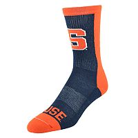 Men's Syracuse Orange Loud & Proud Crew Socks