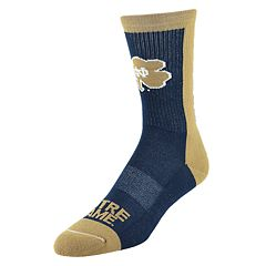 Men's Notre Dame Fighting Irish Loud & Proud Crew Socks