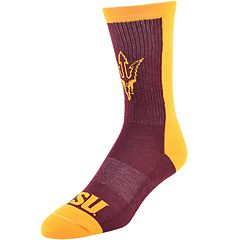 Men's Arizona State Sun Devils Loud & Proud Crew Socks