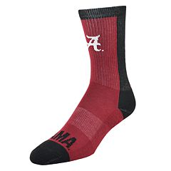 Men's Alabama Crimson Tide Loud & Proud Crew Socks