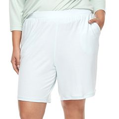 Plus Size SONOMA Goods for Life™ Bermuda Pajama Shorts