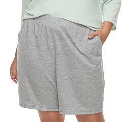 Plus Size SONOMA Goods for Life™ Bermuda Pajama Shorts
