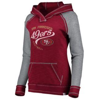 Women's San Francisco 49ers Hyper Hoodie