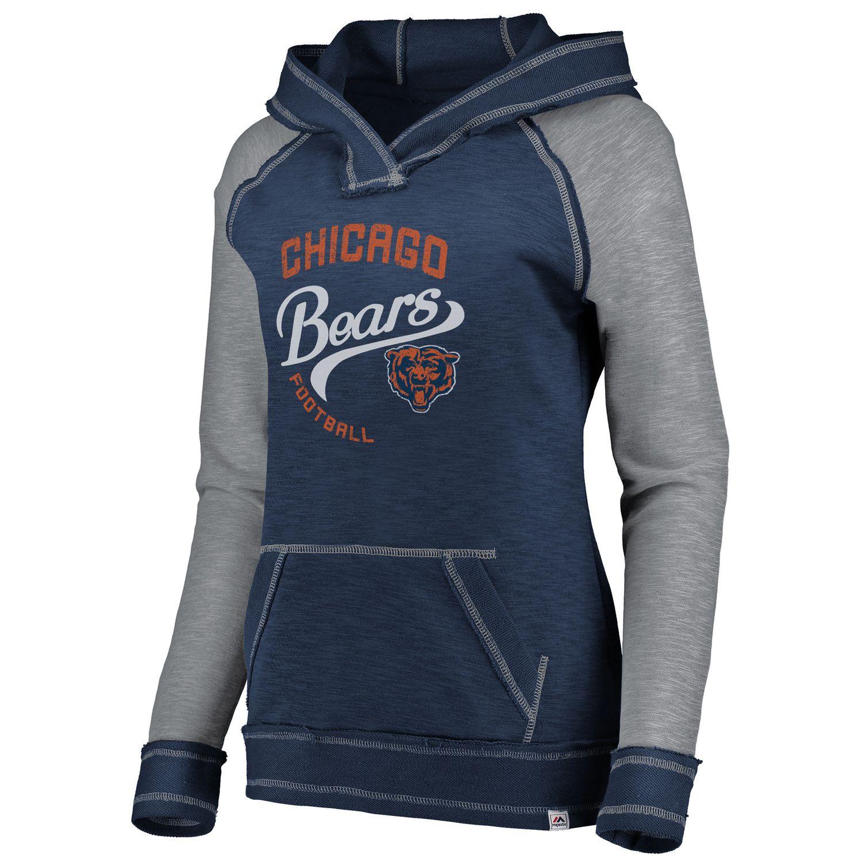 Womenu0027s Chicago Bears Hyper Hoodie