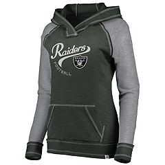 Women's Oakland Raiders Hyper Hoodie
