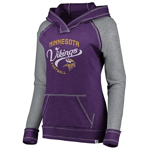 low priced 32be1 0ea9f Women's Minnesota Vikings Hyper Hoodie